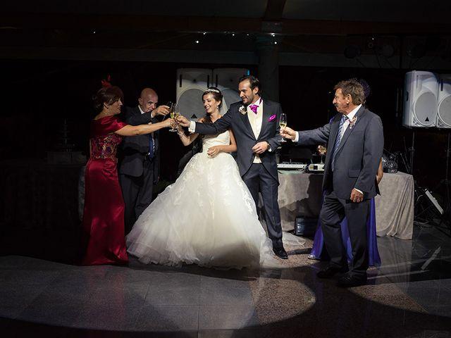 La boda de Alberto y Esther en Madrid, Madrid 45