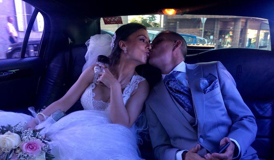 La boda de Tristán  y Roxana en Galapagar, Madrid