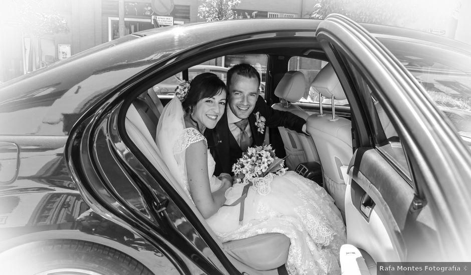 La boda de Frederic y Cristina en Sevilla, Sevilla