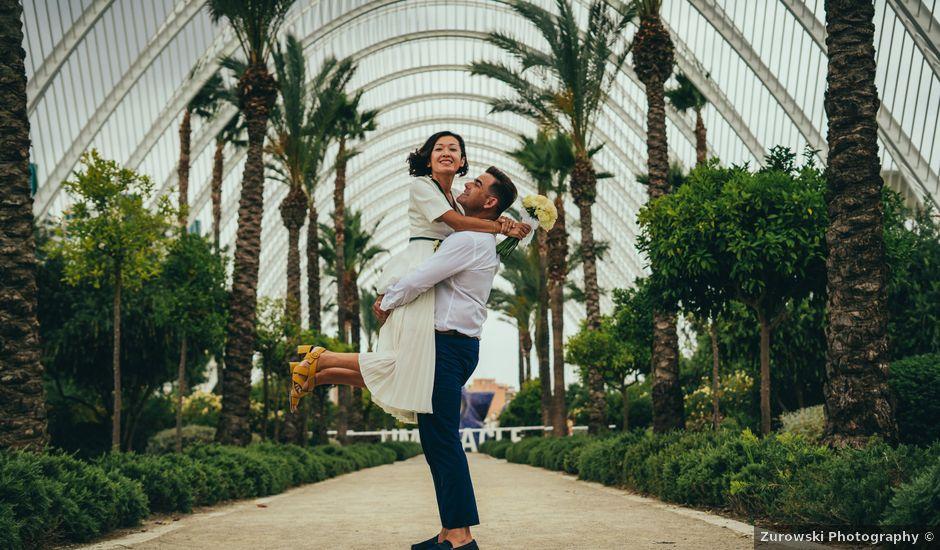 La boda de Javier y Vivian en Valencia, Valencia