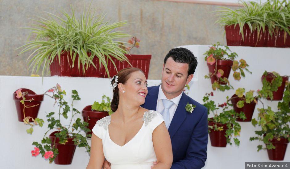 La boda de Jose Manuel y Inés en Hinojos, Huelva
