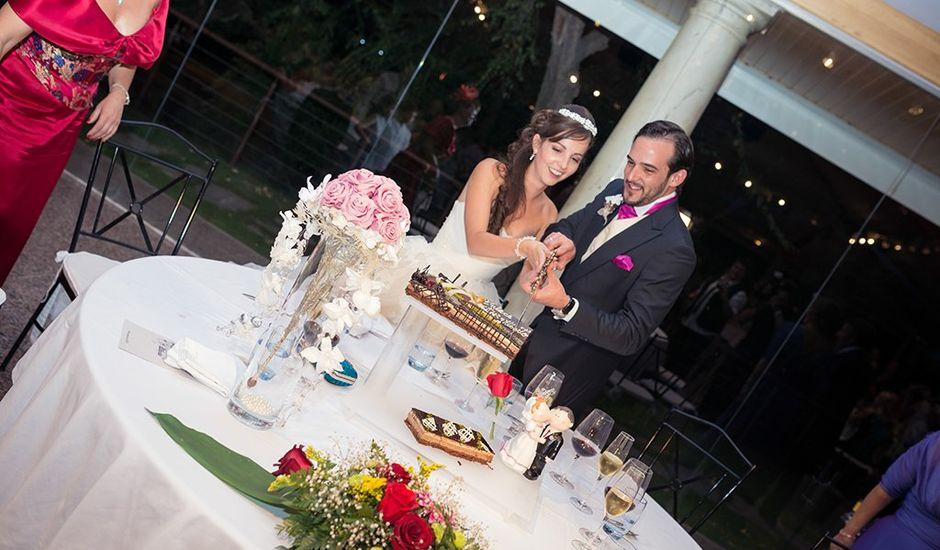 La boda de Alberto y Esther en Madrid, Madrid