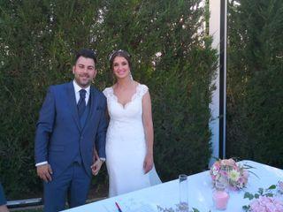 La boda de María Jesús  y Miguel Ángel  1