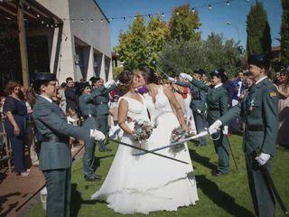La boda de Sara  y Tamara 1