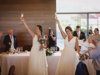 La boda de Sara  y Tamara 3