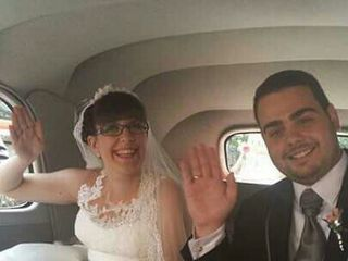 La boda de Estefania  y David  1