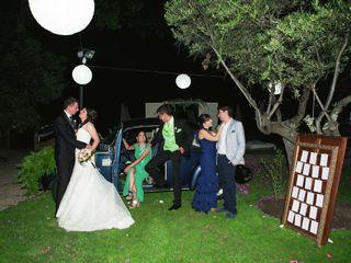 La boda de Inmaculada y Jesús