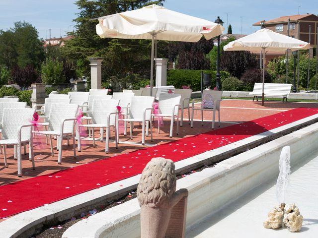 La boda de Alberto y Henar en Boecillo, Valladolid 2