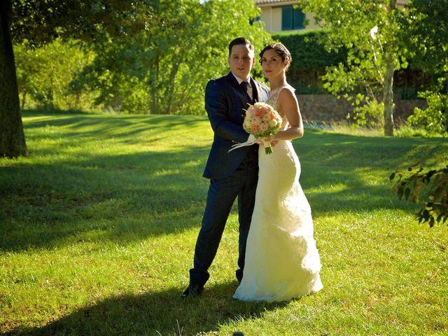 La boda de Luca y Ester en Navata, Girona 2