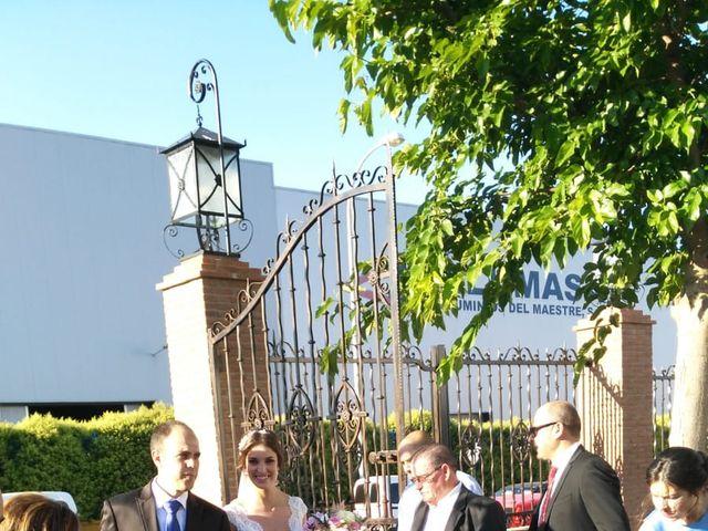 La boda de Miguel Ángel  y María Jesús  en Villafranca De Los Barros, Badajoz 3