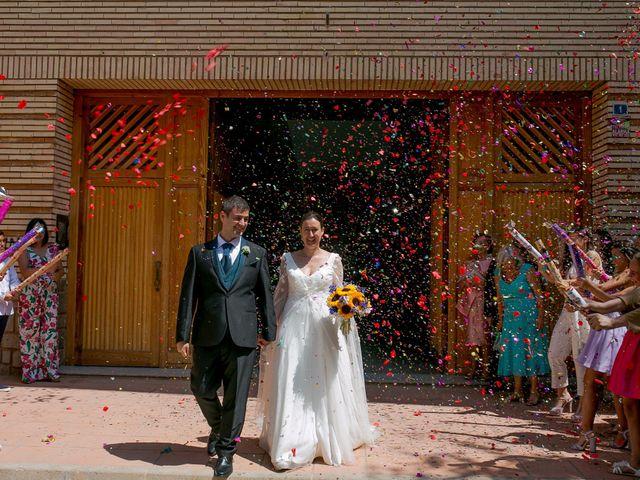 La boda de Angelica y Javier