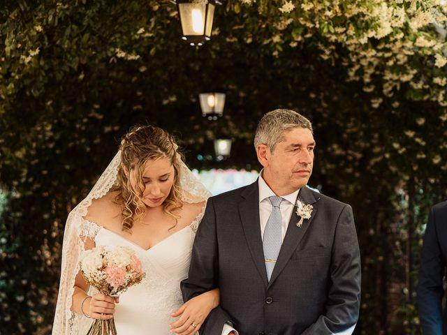 La boda de Carlos y María en Madrid, Madrid 1