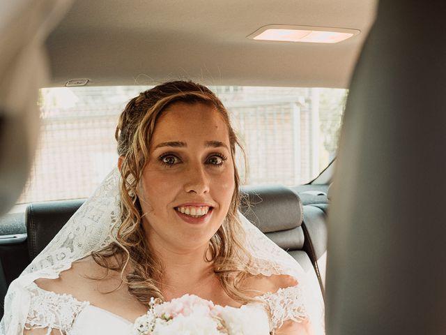 La boda de Carlos y María en Madrid, Madrid 15