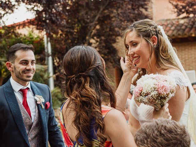 La boda de Carlos y María en Madrid, Madrid 22