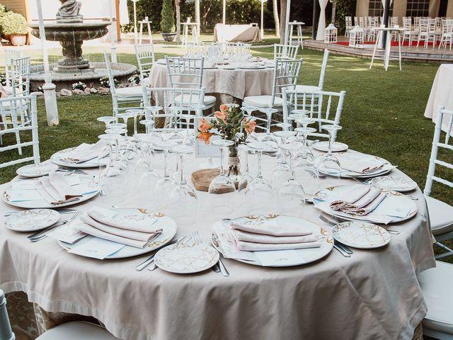 La boda de Carlos y María en Madrid, Madrid 28