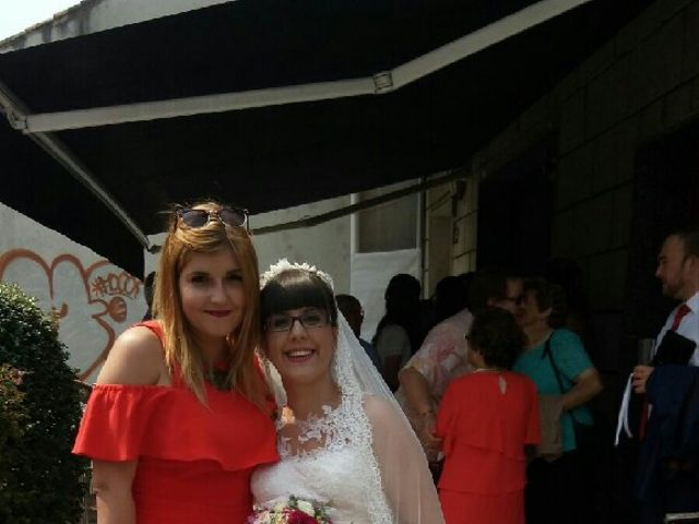 La boda de David  y Estefania  en Ourense, Orense 4