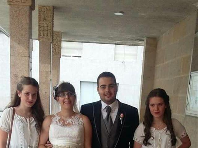 La boda de David  y Estefania  en Ourense, Orense 5