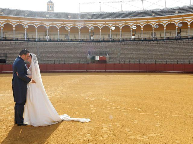 La boda de Juan José y Carmen María en Sevilla, Sevilla 20
