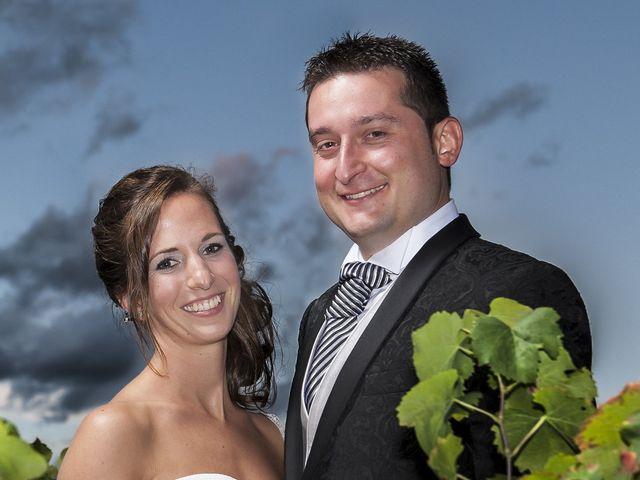 La boda de Santiago y Ester en Albelda De Iregua, La Rioja 44