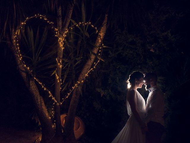 La boda de Nieves y Luis
