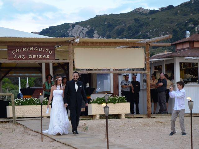 La boda de Tania y Ángel en Zahara De Los Atunes, Cádiz 3