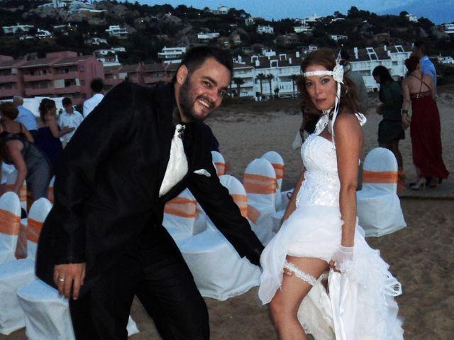 La boda de Tania y Ángel en Zahara De Los Atunes, Cádiz 4