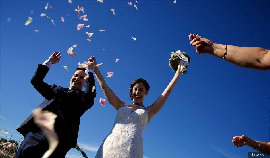 La boda de Luca y Ester en Navata, Girona