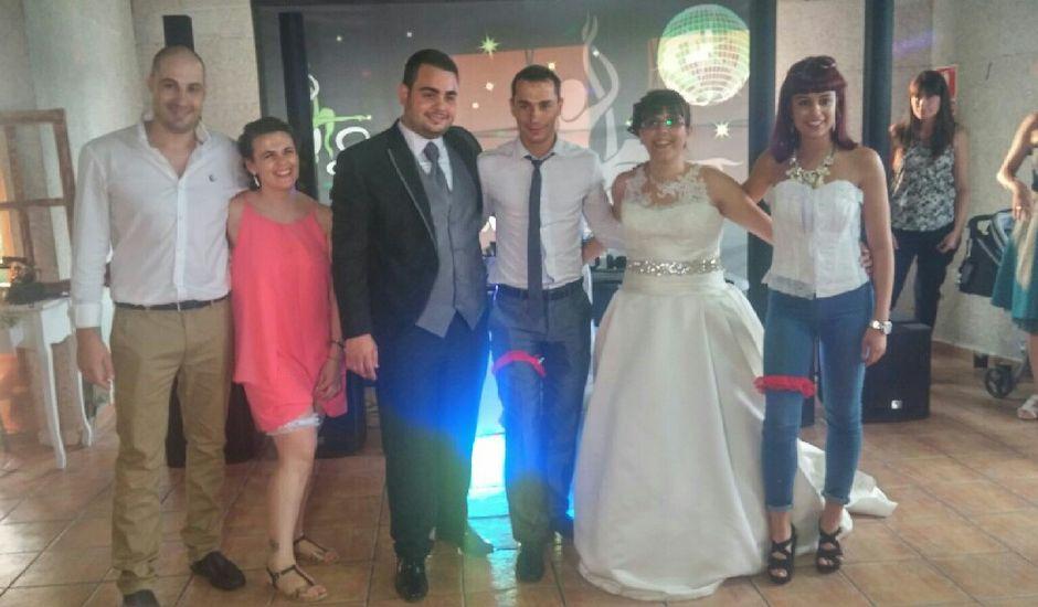 La boda de David  y Estefania  en Ourense, Orense