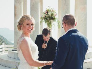La boda de Sarah y Fran 3