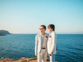 La boda de Oriol y David