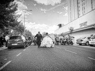 La boda de Bea y Aaron