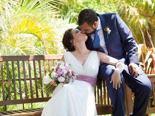 La boda de Mar y Yeray