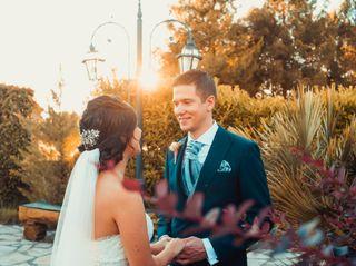La boda de Tamara y Zilvinas