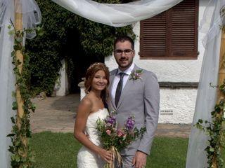 La boda de Aroa  y Éber