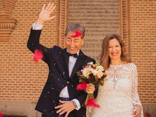 La boda de Giusy y Agus 2