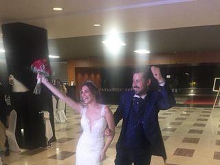 La boda de Cristina y Francis  1