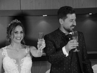 La boda de Cristina y Francis