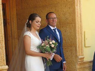 La boda de Soraya  y Kiko 2