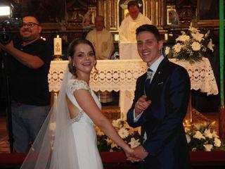 La boda de Soraya  y Kiko