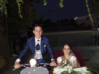 La boda de Soraya  y Kiko 3