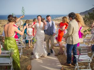 La boda de Jose y Paz