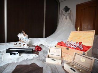 La boda de Toñy y Fran 1