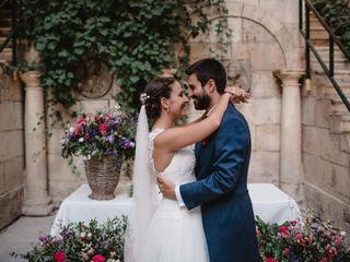 La boda de Isa y Kike