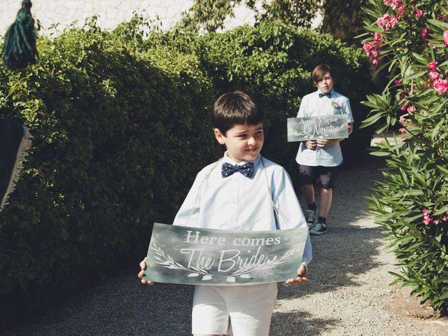 La boda de Fran y Sarah en Deià, Islas Baleares 11