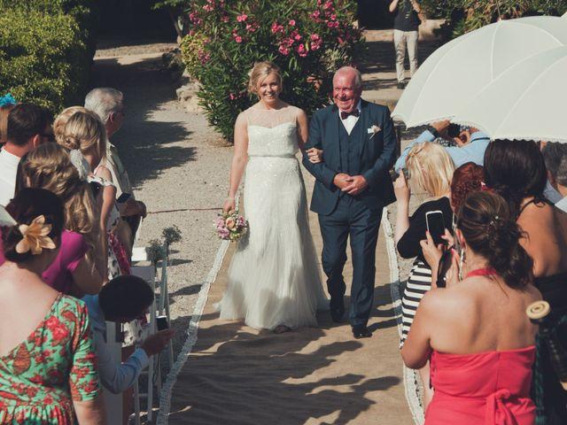 La boda de Fran y Sarah en Deià, Islas Baleares 12