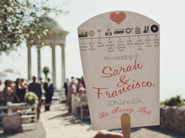 La boda de Fran y Sarah en Deià, Islas Baleares 5