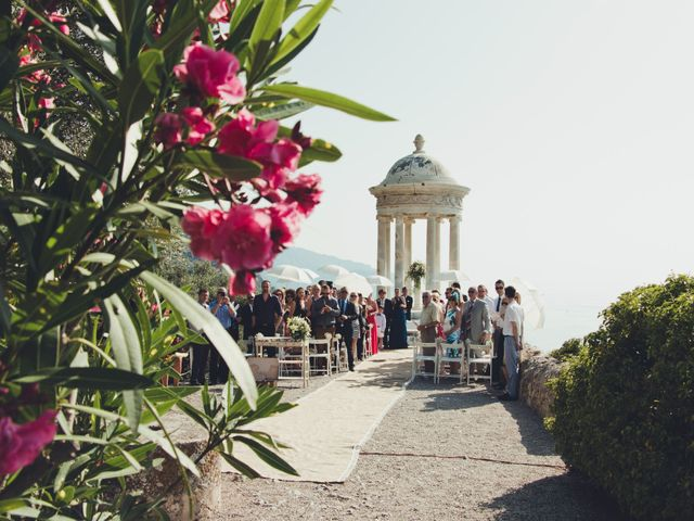 La boda de Fran y Sarah en Deià, Islas Baleares 7