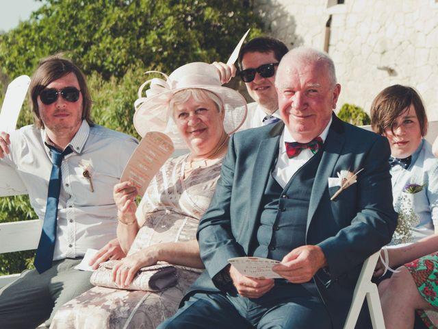 La boda de Fran y Sarah en Deià, Islas Baleares 21