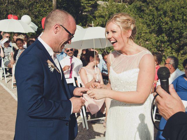 La boda de Fran y Sarah en Deià, Islas Baleares 28