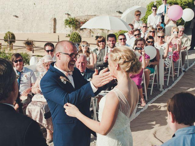 La boda de Fran y Sarah en Deià, Islas Baleares 6